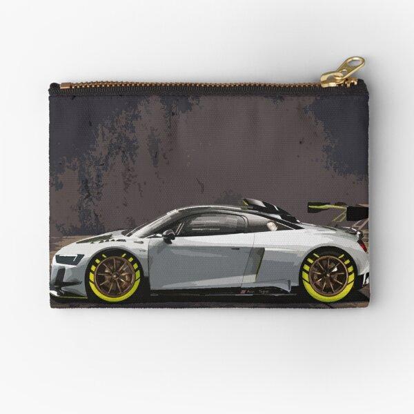 Audi R8 LMS GT2 Zipper Pouch