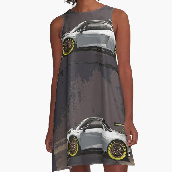 Audi R8 LMS GT2 A-Line Dress