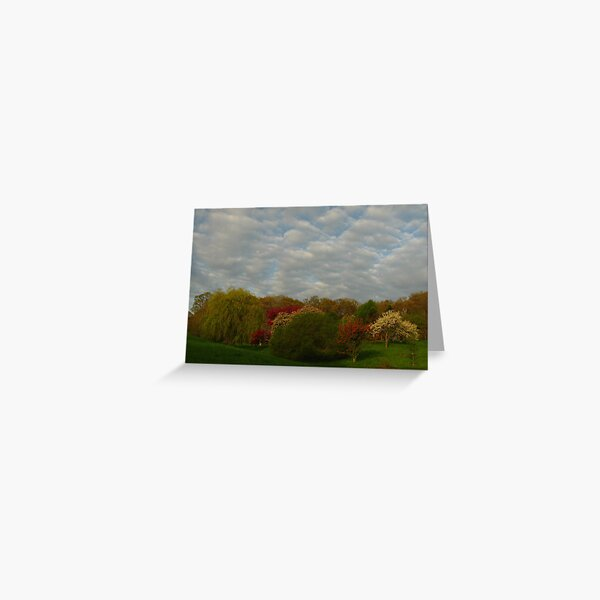 New England Landscape Photography 006 Greeting Card