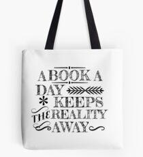 A book a day... Tote Bag