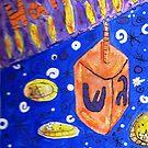 Happy Hanukkah by JoeyMcCain
