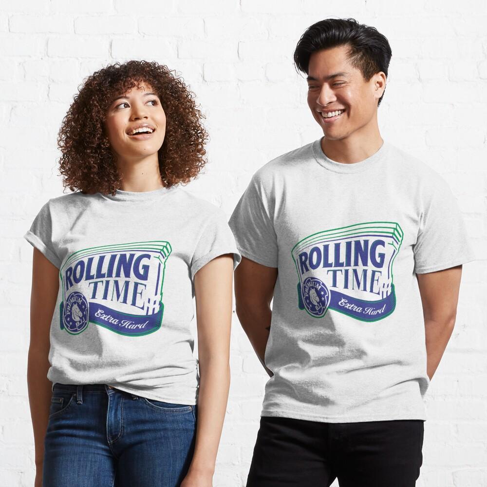 BJJ Rolling Time Classic T-Shirt