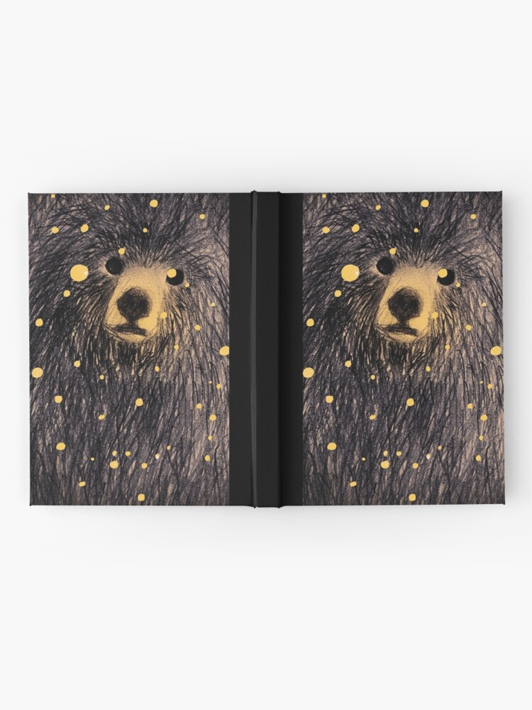 Alternate view of Ursa Major Hardcover Journal