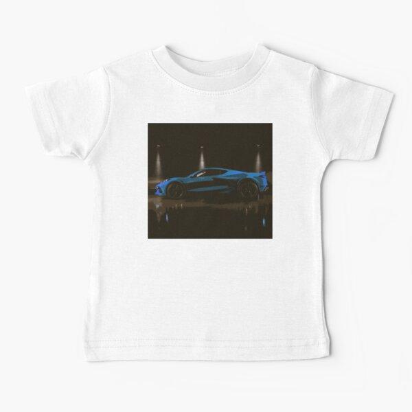Chevrolet Corvette C8 Baby T-Shirt