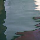 Folded Water by Lynn Wiles