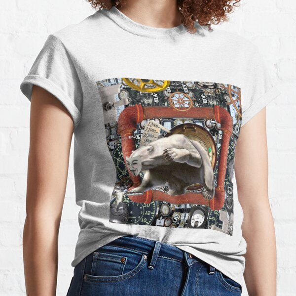 #Cyber #Espionage #Group Fancy #Bear Classic T-Shirt