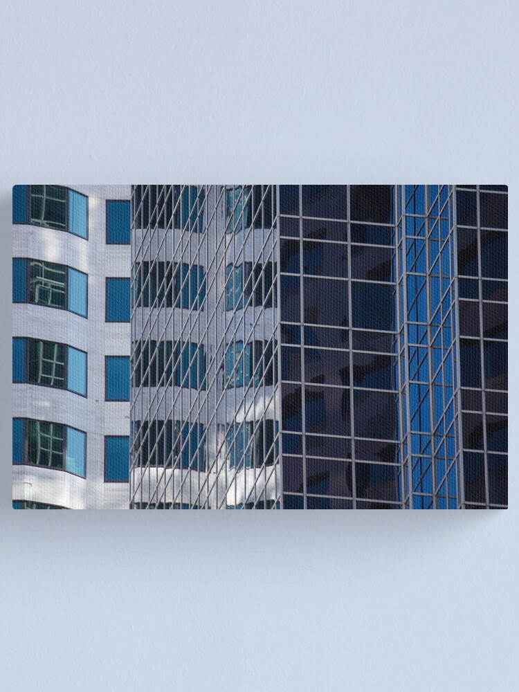 Alternate view of Multiple Reflections Canvas Print