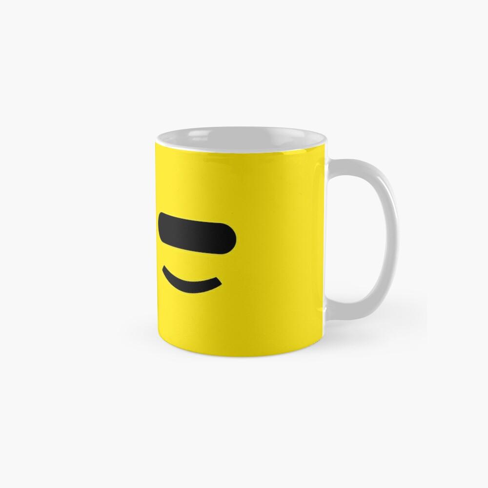VR Smiley Face Mug