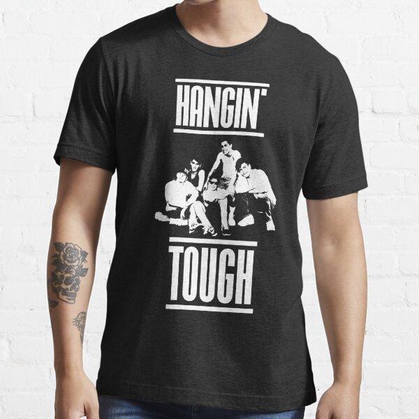 Hangin Tough - New Kids - La plantilla blanca Camiseta esencial