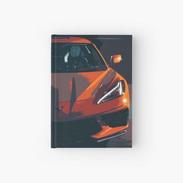 Chevrolet Corvette C8 Hardcover Journal