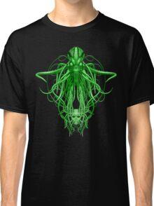 Cthulhu in green Classic T-Shirt