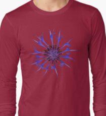 Thin blue flames Long Sleeve T-Shirt
