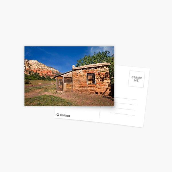 Red Rock Homestead Postcard
