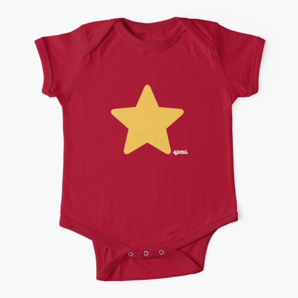 Steven Universe Star Short Sleeve Baby One-Piece