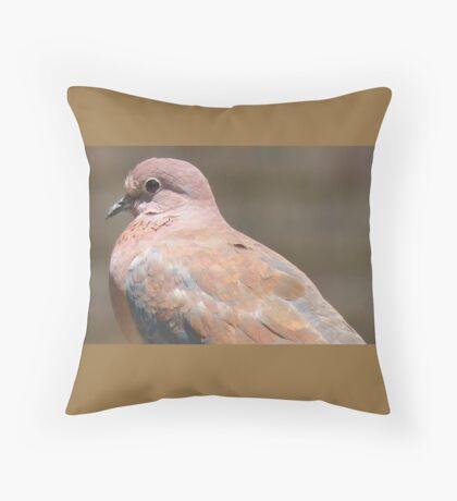 Like a dove...  Throw Pillow