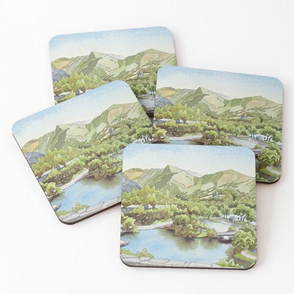 Llanberis Coasters (Set of 4)