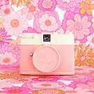 Pink Camera by Candypop