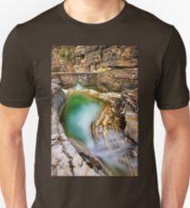 Natural pool in Zagori T-Shirt