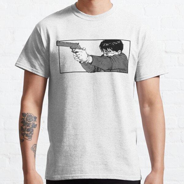 Akira kaneda gunpoint (clean) Classic T-Shirt