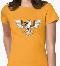 Mayan Eagle Women's Fitted T-Shirt