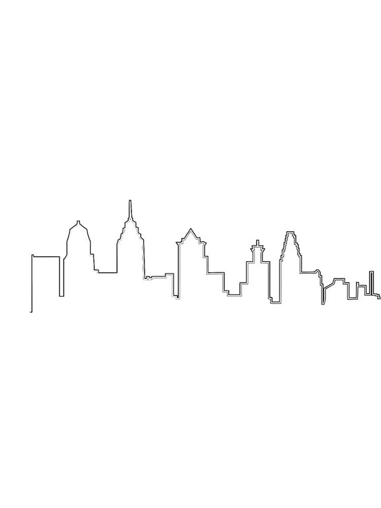 Filadelfia Filadelfia Skyline de michellegriff90