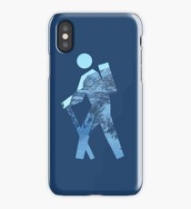 Alpine Hiker iPhone Case/Skin