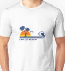 Cancun mexico geek funny nerd T-Shirt