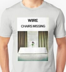 Chairs Missing T-Shirts | Redbubble