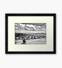 Ithaca Framed Print