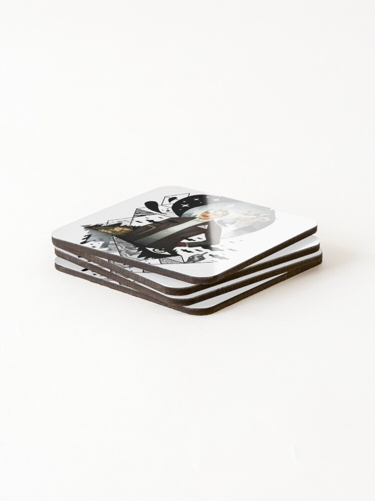Alternate view of Piece of Mind Coasters (Set of 4)