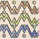 Native Glyphs by elledeegee