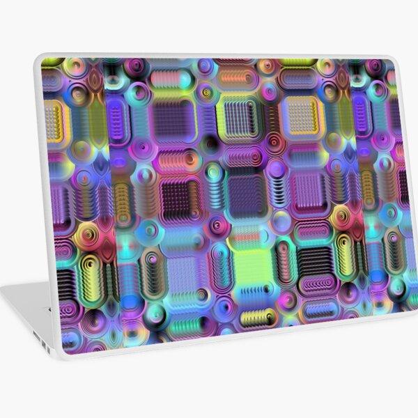 Compartmentalize Laptop Skin