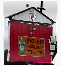 Pig Hip Restaurant and Motel  Poster