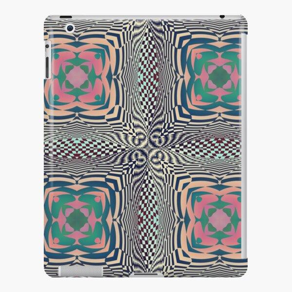 #OpArt, #visual #illusion, #VisualArt, opticalart, opticalillusion, opticalillusionart, opticalartillusion, psyhodelic, psichodelic, psyhodelicart iPad Snap Case