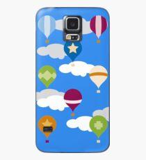 Air balloons  Case/Skin for Samsung Galaxy