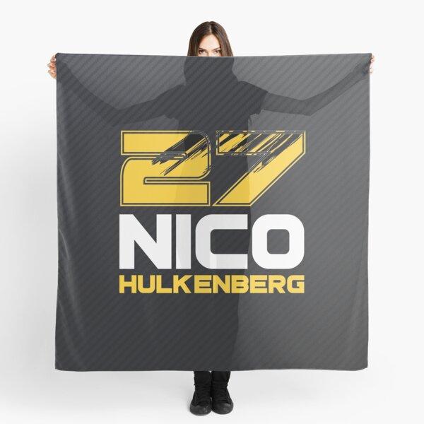 Nico Hulkenberg 27 Scarf