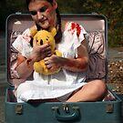 Suitcase by kaneko