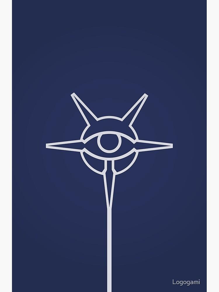College of Winterhold Logo by Logogami