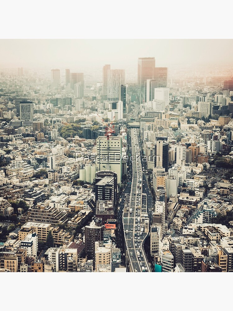 From Shibuya to Roppongi by hraunphoto
