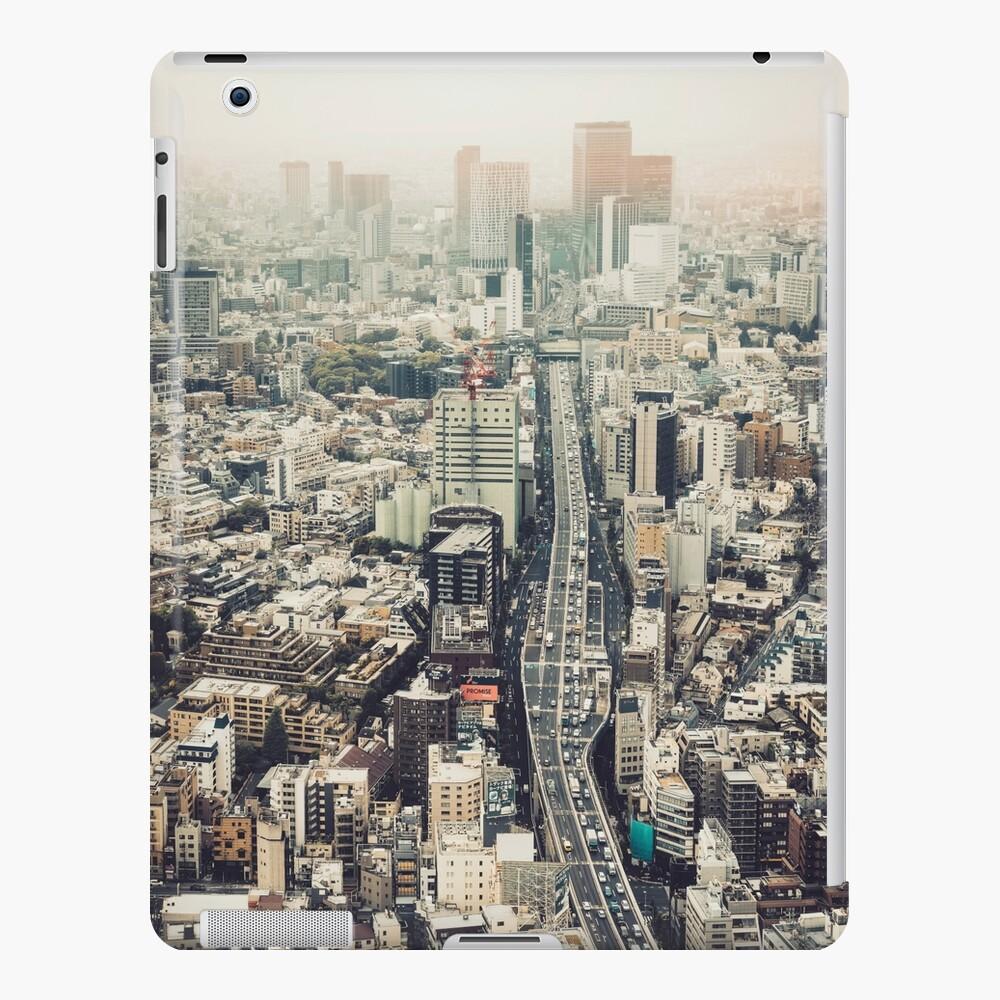From Shibuya to Roppongi iPad Case & Skin