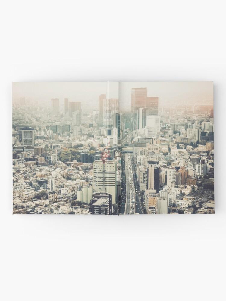 Alternative Ansicht von Von Shibuya nach Roppongi Notizbuch