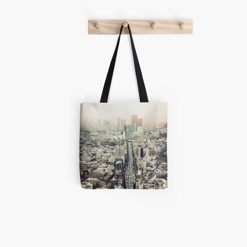 From Shibuya to Roppongi Tote Bag