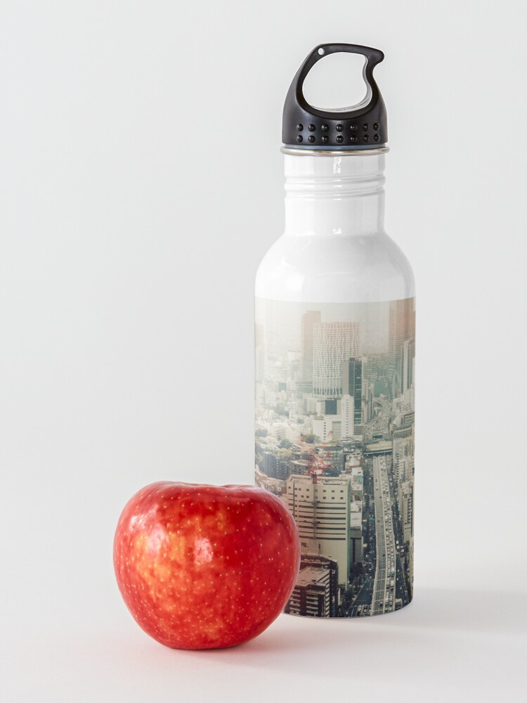 Alternate view of From Shibuya to Roppongi Water Bottle