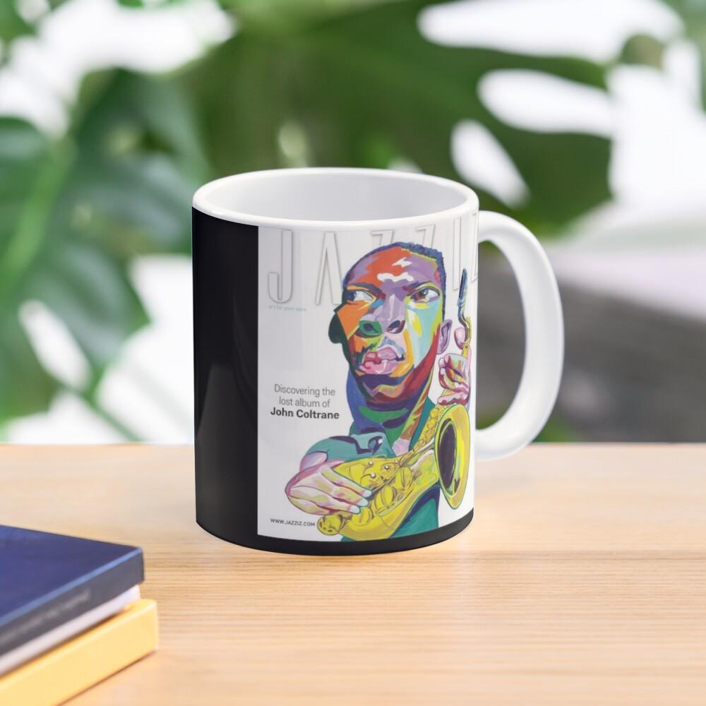 """JAZZIZ """"Fall 2018"""" Mug"""