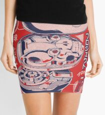 Atomic head Mini Skirt