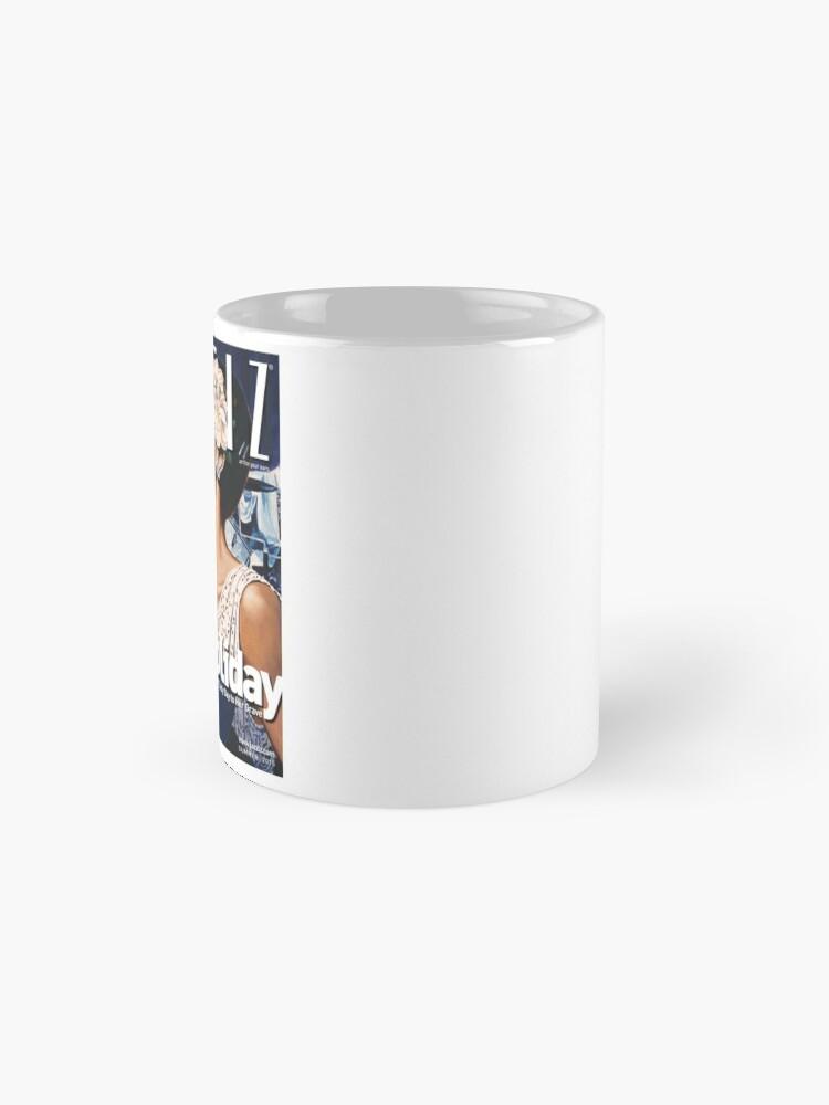 """Alternate view of JAZZIZ """"Summer 2015"""" Mug"""
