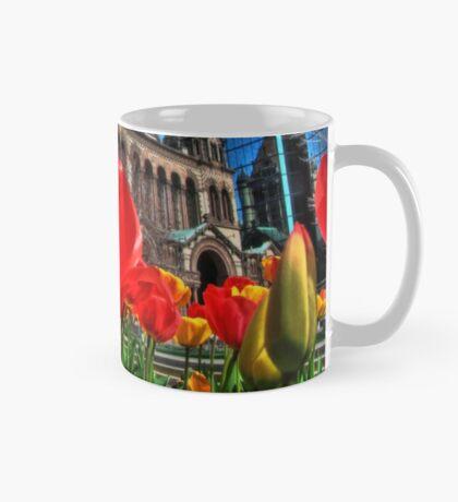Boston in Bloom Mug