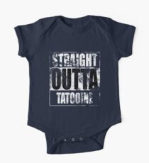 Straight OUTTA Tatooine - Star Wars - distressed Kids Clothes