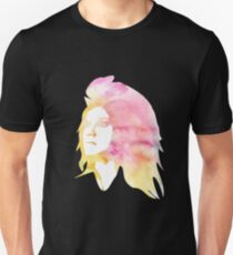 watercolor girl Unisex T-Shirt