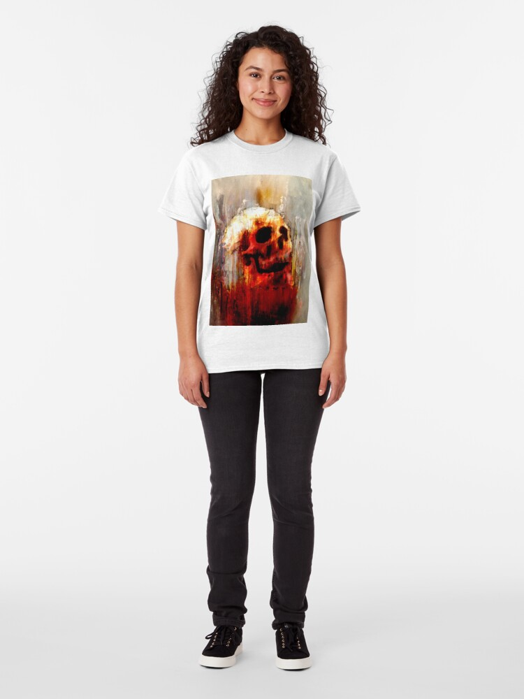 """Alternate view of """"Joanne - Lived, Loved, Lied, Died Series II"""" Classic T-Shirt"""